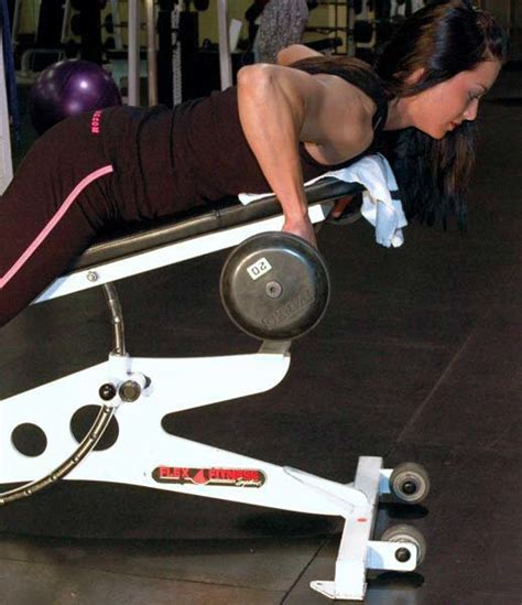 incline bench pull new year s resolution 2009 edition mass building back