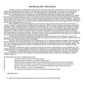 Free Marketing Plan Template Microsoft Word by Marketing Plan Templates Free Word Pdf Format Creative