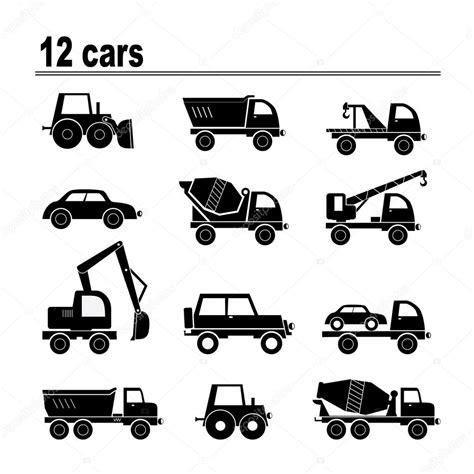 clipart bianco e nero automobili disegno in bianco e nero vettoriali stock