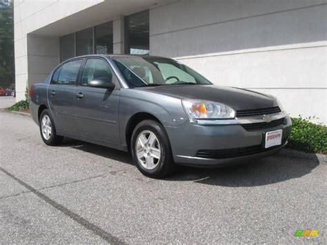 2004 chevrolet malibu 2004 medium gray metallic chevrolet malibu ls v6 sedan