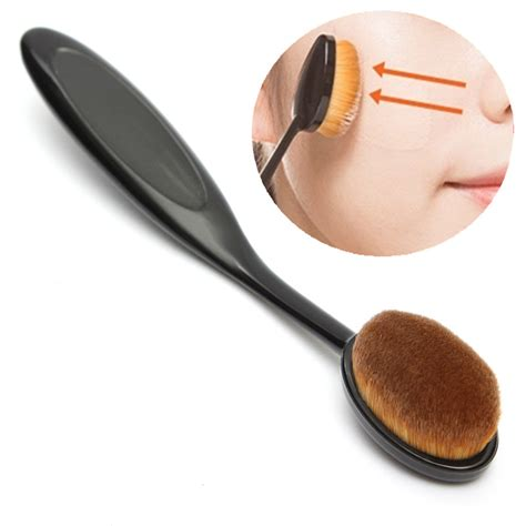 Oval Blending Brush Set Foundation New iope makeup brush oval cosmetic brush 11street malaysia