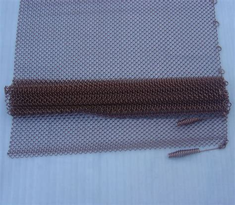 Fireplace Mesh Material by Chain Link Mesh Spark Mesh Fireplace Mesh Curtains