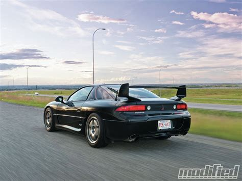 1999 mitsubishi 3000gt vr4 porsche modified