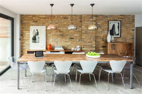 Dining Room Lamps bespoke new basement kitchen kingston london