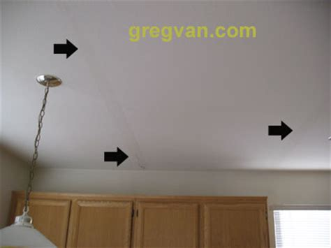 Water Damage On Ceiling Drywall by Drywall Ceilings Water Damage