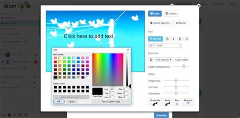 visual design instagram presenting drumup for instagram management drumup blog