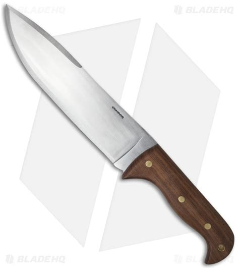condor blades condor moonshiner fixed blade knife hardwood 9 25 quot satin