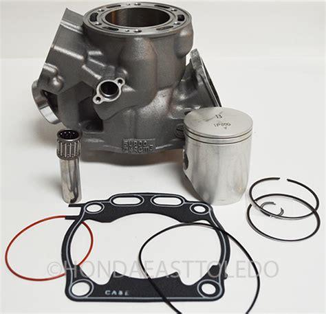 Piston Kit Fizr Asli Yamaha yamaha oem cylinder piston gasket top end kit 03 11 yz250 yz 250 ebay