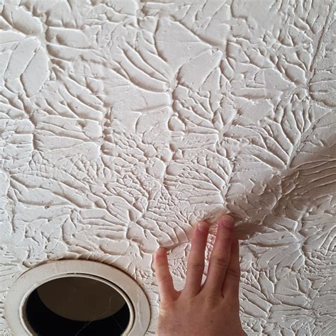 Matching Textured Ceiling by Matching A Textured Ceiling Drywall Texturing Drywall Talk