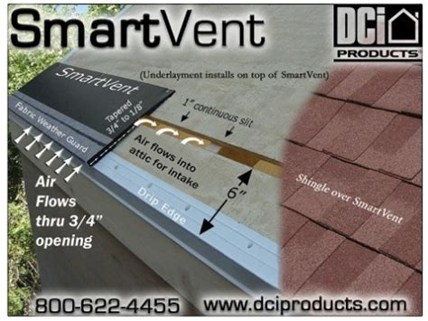 lomanco roof to wall vent deer park roofing soffit and eave intake vents in