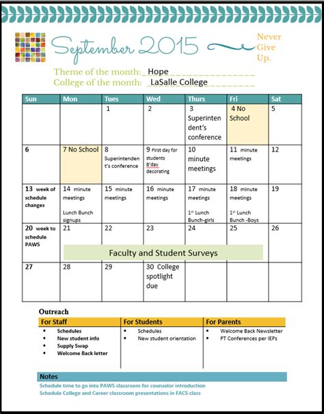 Douglas County Schools Calendar 2016 Safety Calendars Complete Pdf Library