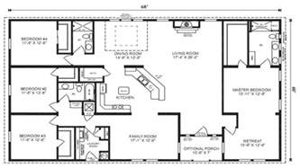 Small Mobile Homes Floor Plans Double Wide Mobile Homes Mobile Modular Home Floor Plans