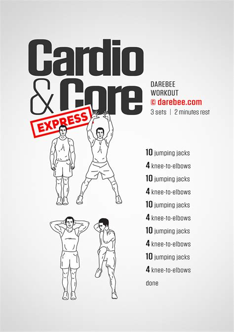 Exercises To Do At Your Desk For Abs Cardio Amp Core Express