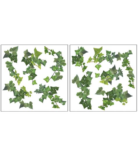 ivy home decor home decor ivy wall stickers 10 piece set jo ann