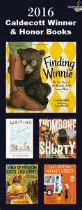 caldecott picture books 2016 newbery and caldecott winners libraries book and