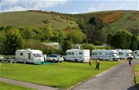 Ulwell Cottage Park by Ulwell Cottage Caravan Park Swanage Dorset
