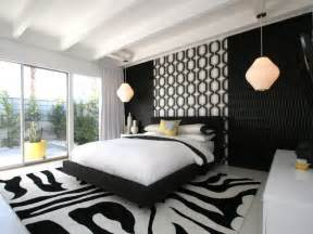 Black And White Bedroom Wall Design Lavish And Luxurious Bedroom Interior Design Furniture