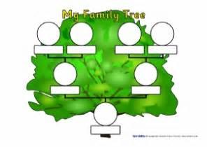 interactive family tree template kindergarten family tree worksheets interactive