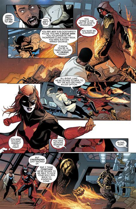 Dc Comics Batman Detective Comics 961 September 2017 batgirl maskripper