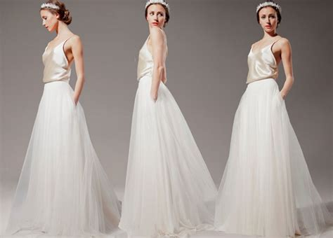 Modern Wedding Dresses by 10 Modern Wedding Dresses For Modern Brides Articles