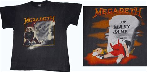 Megadeth T Shirt2 vintage megadeth t shirt so far so so what