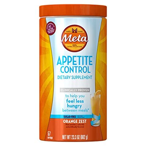 Metamucil Detox by Metamucil Appetite Weight Loss Supplements Orange