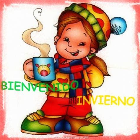 imagenes bienvenido invierno bienvenida en dibujo de invierno infantil im 225 genes de