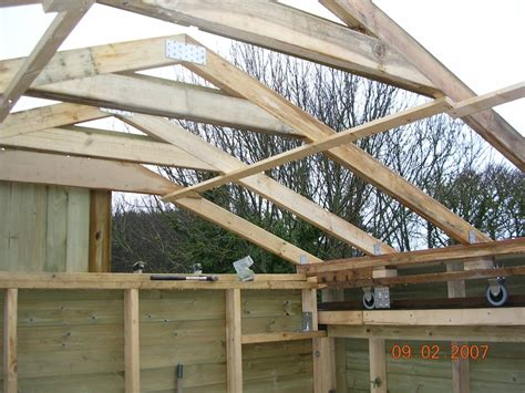 garage roof truss design trusses for a garage decor23