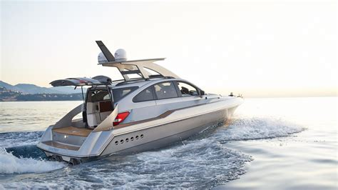 boat car top gear ssangyacht creating a luxury cruiser from the world s