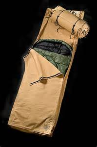 canvas bed roll canvas bedroll an option for winter cing my friends