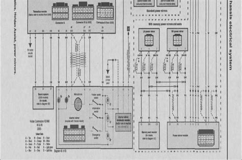 vy commodore wiring diagram 01 volkswagen passat radio