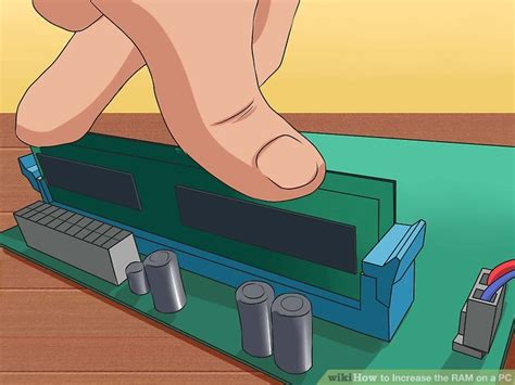 how to increase yourputer ram 4 ways to increase the ram on a pc wikihow