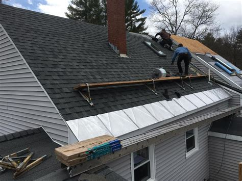 New Roof Estimate David Maine Roofing