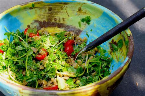 Detox Salad Maple Syrup Rice Vinegar by Detox Salad