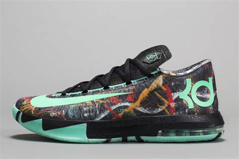 Nike Kd Vi All nike basketball 2014 all quot nola gumbo league quot collection sneakernews