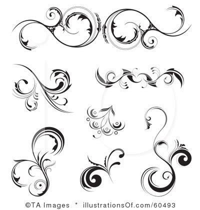 Filigree Designs Clip Free