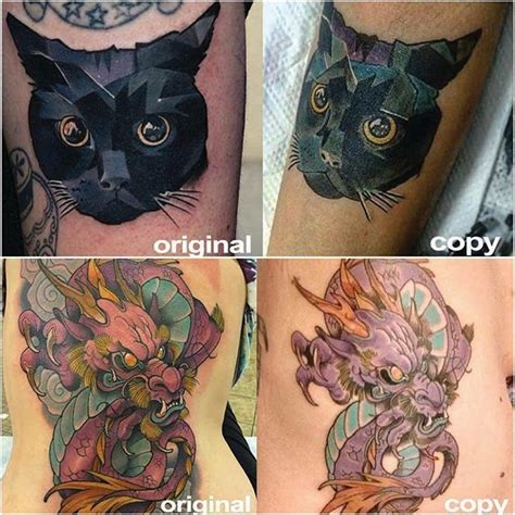 tattoo copycat why copying sucks you will find out in our next video