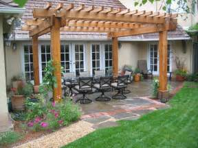Garden Triangle Trellis Pergola Designs Attached House Furnitureplans