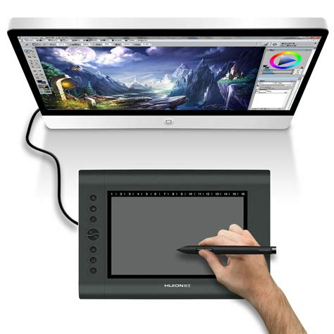 Windows 10 Pc Drawing Tablet