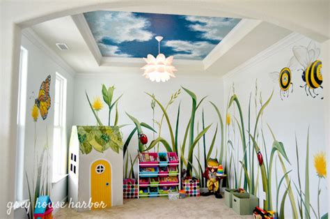 the critter room critter playroom project nursery