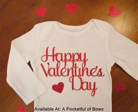 happy valentines day baby happy valentines day baby and toddler shirt