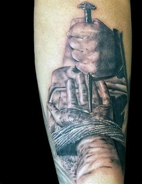 jesus hands tattoos jesus designs bleeding jesus design