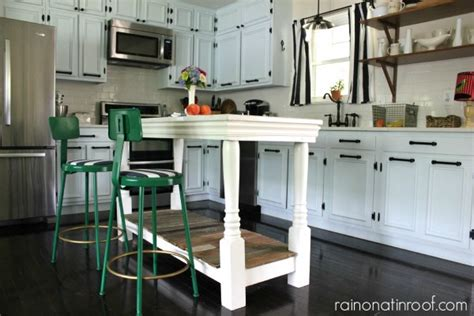 Tin Roof Kitchen by 1960 S Ranch Kitchen Renovation With Custom Island