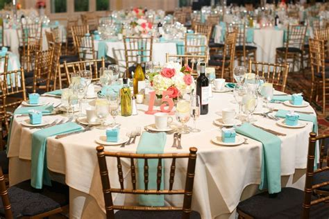 {Coral & Tiffany Blue} Summer Wedding   Summer weddings