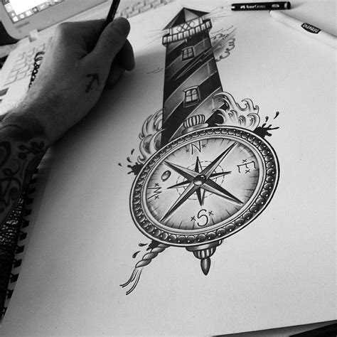 compass tattoo meaning yahoo 25 enest 229 ende id 233 er inden for traditional compass tattoo