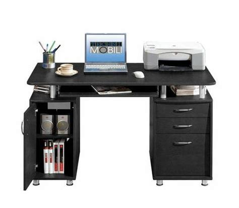 Computer Desk For Two Users Techni Mobili Storage Computer Desk Techni Mobili Storage Computer Desk Espresso