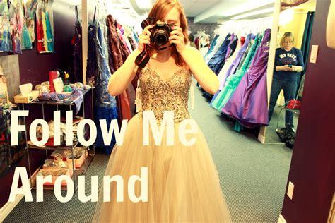 dress shopping fma s day prom dress shopping