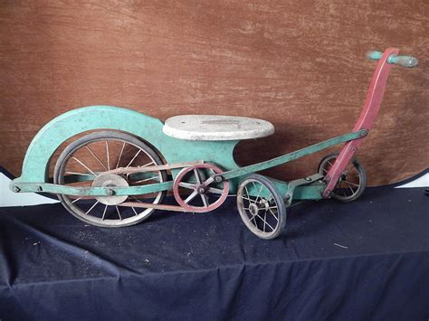 doodle bugs consignment antique doodlebug spe da way ride on pedal car sold