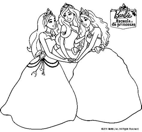 dibujos para pintar de princesas para imprimir imagui dibuixos per imprimir de barbie imagui