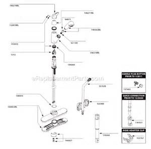 Moen Legend Kitchen Faucet Moen Faucet Replacement Parts Pictures To Pin On Pinterest